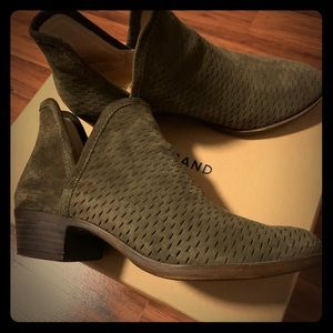 Lucky Brand Ankle Boots Size 5.5